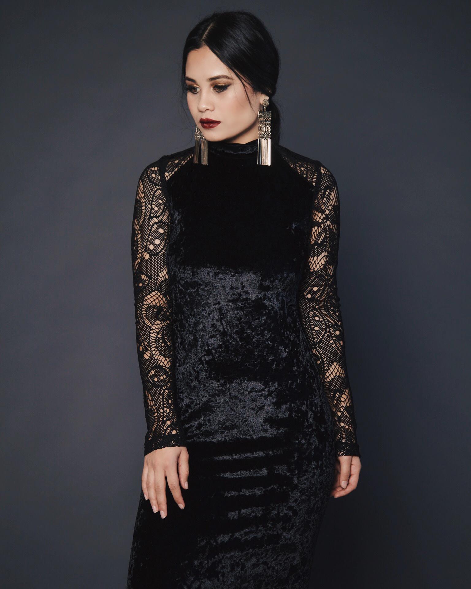 understated elegance black