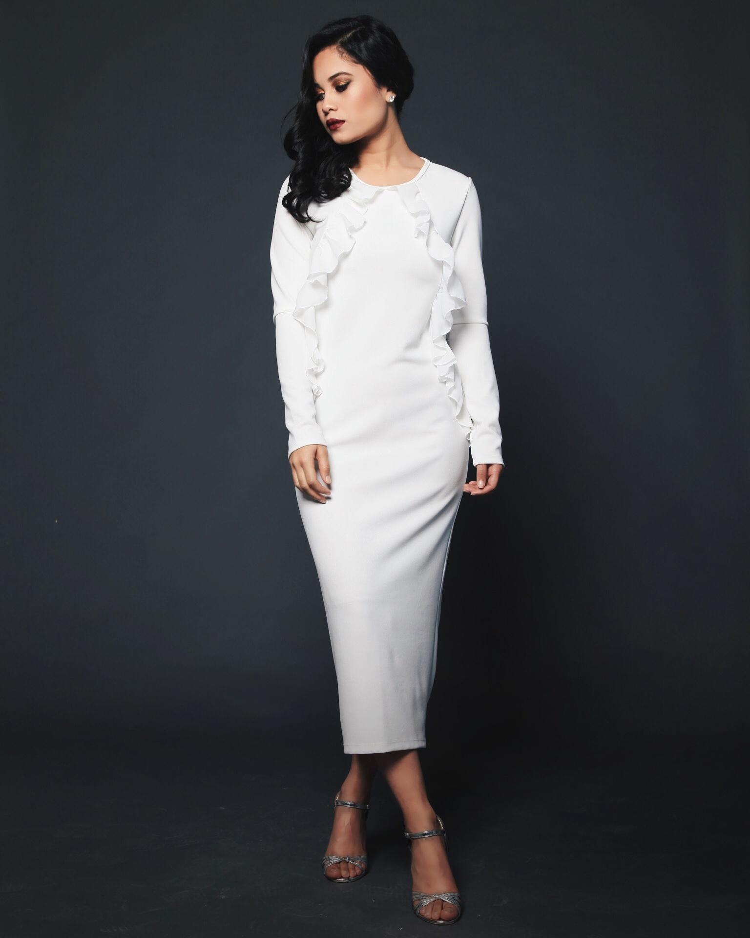 understated elegance white